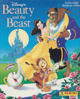 Panini Beauty and the Beast