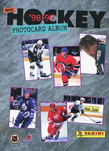 Panini NHL Photocards 1998-1999
