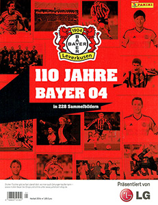 Juststickit! 110 Years Bayer 04