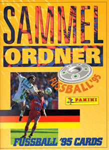 Panini Bundesliga Fussball Cards 1994-1995