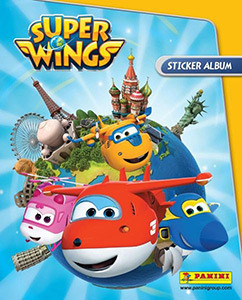 Panini Super Wings