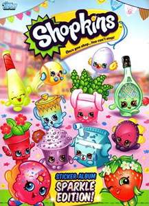 Topps Shopkins Sparkle Edition