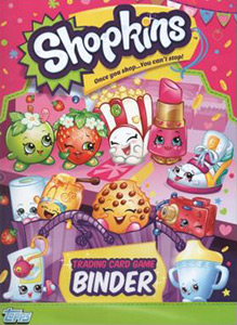Topps Shopkins Trading cards