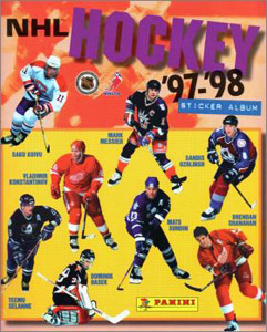 Panini NHL Hockey 1997-1998