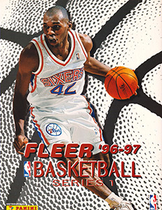 Fleer NBA 1996-1997 (European edition)