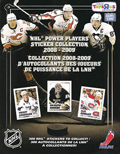 Power Players NHL 2008-2009