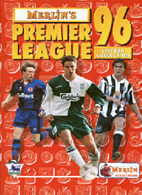 Merlin English Premier League 1995-1996