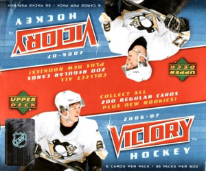 Upper Deck NHL Victory 2006-2007