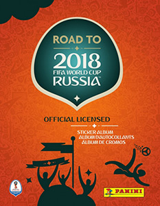 Panini Road to 2018 FIFA World Cup Russia