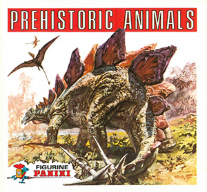 Panini Prehistoric Animals