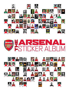 The Arsenal Sticker Album 2013-2014