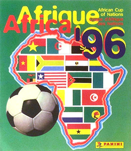 Panini African Cup of Nations 1996