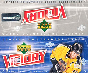 Upper Deck NHL Victory 2005-2006