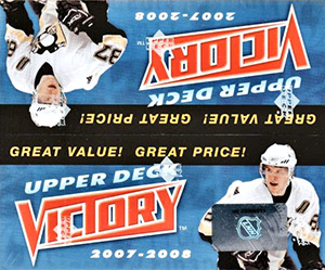 Upper Deck NHL Victory 2007-2008