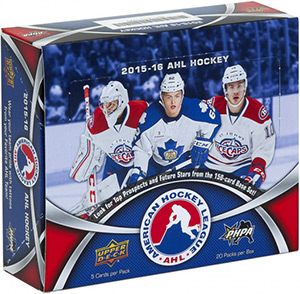 Upper Deck AHL Hockey 2015-2016