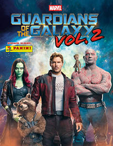 Panini Guardians of the Galaxy Vol. 2