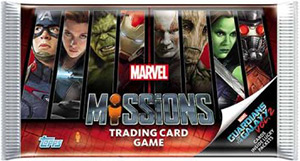 Topps Marvel Missions