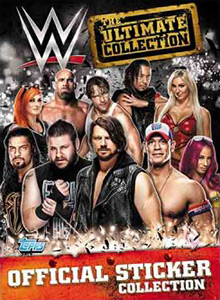 Topps WWE: The Ultimate Collection