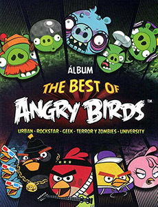 Giromax The Best Of Angry Birds