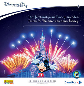 Panini Disneyland Paris 25 years