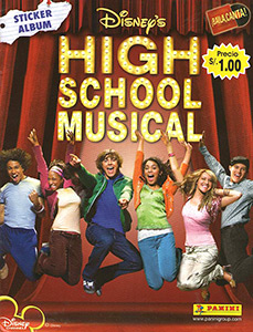Panini High School Musical
