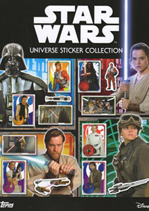 Topps Star Wars Universe