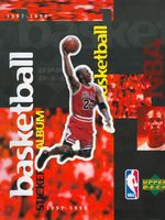 Upper Deck NBA Basketball 1997-1998