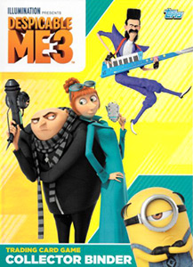 Topps Despicable Me 3. Trading Cards