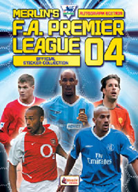 Merlin English Premier League 2003-2004
