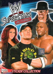 Merlin WWE Superstars Uncovered
