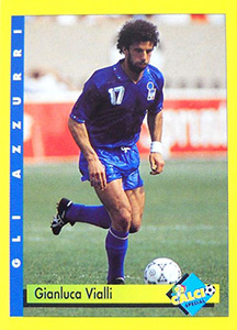 Merlin Calcio Cards 1992-1993