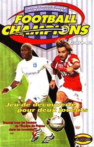 Wizards of the Coast Football Champions France 2001-2002