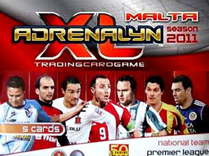 Panini Malta 2011. Adrenalyn XL