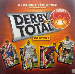 Panini Derby Total Spain 2004-2005