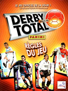 Panini Derby Total France 2004-2005