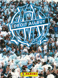 Panini Olympique de Marseille - Droit au But 1996