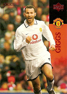 Upper Deck Manchester United 2003-2004