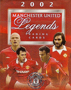 Upper Deck Manchester United Legends 2002