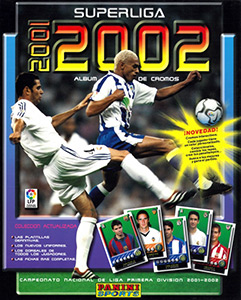 Panini Superliga 2001-2002