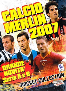 Merlin Calcio 2006-2007 Pocket Collection