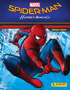 Panini Spider-Man: Homecoming