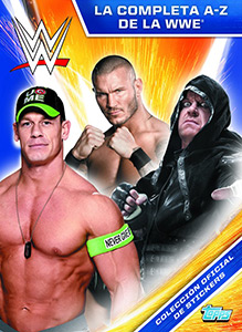 Topps The Complete A To Z of WWE