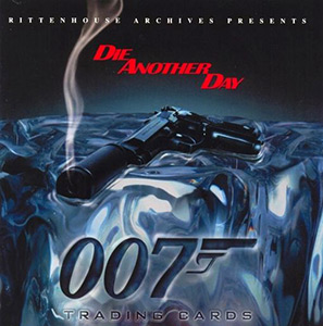 Rittenhouse Archives ltd James Bond 007. Die Another Day