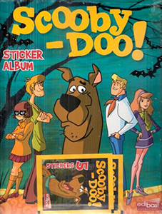 Edibas Collections Scooby-Doo
