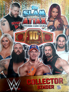 Topps Slam Attax 10th Edition