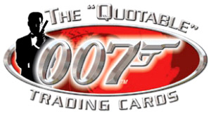 Rittenhouse Archives ltd James Bond 007. The Quotable