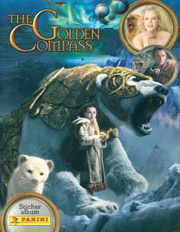 Panini The Golden Compass