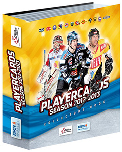 City-Press Playercards EBEL 2012-2013