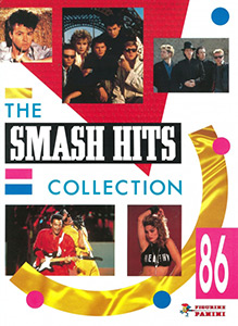 Panini The Smash Hits Collection 1986