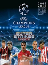 Panini UEFA Champions League 2009-2010. Super Strikes Update